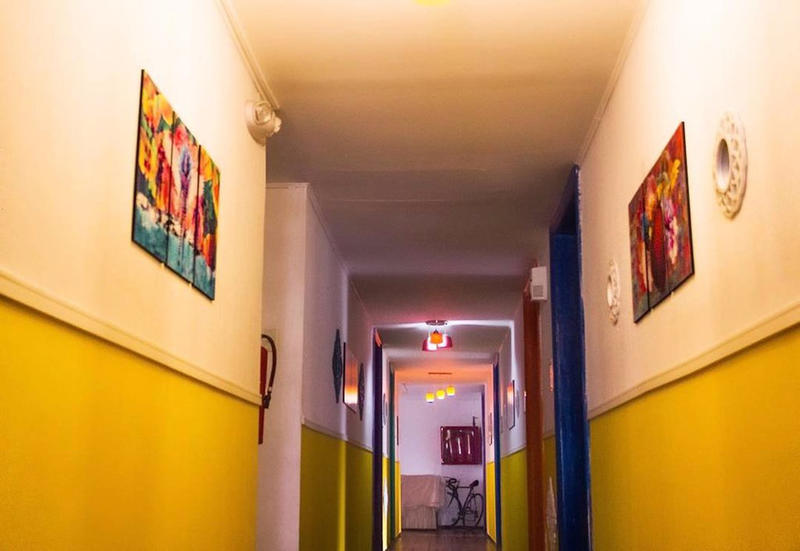 Columba Hostel