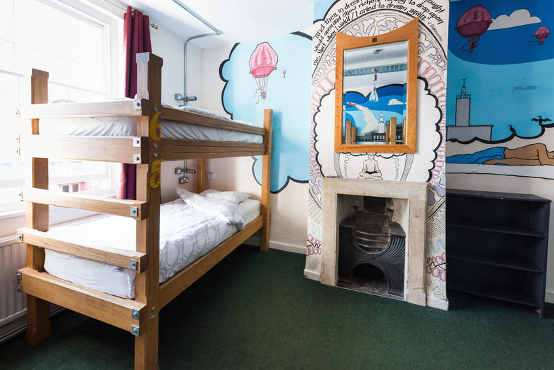 HOSTEL - The Full Moon Backpackers
