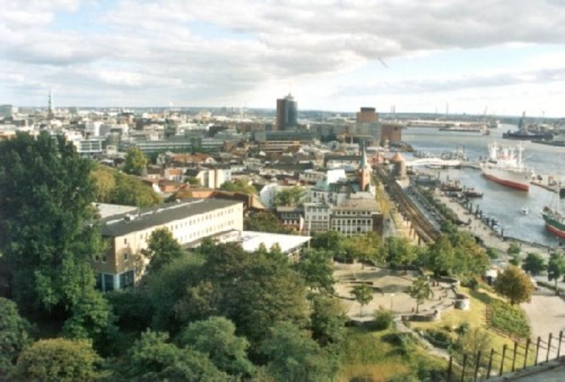 Jugendherberge Hamburg-Auf dem Stintfang