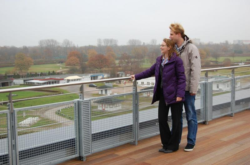 Jugendherberge Hamburg-Horner Rennbahn