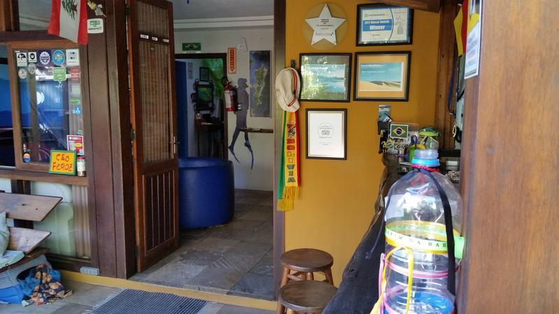 Submarino Hostel