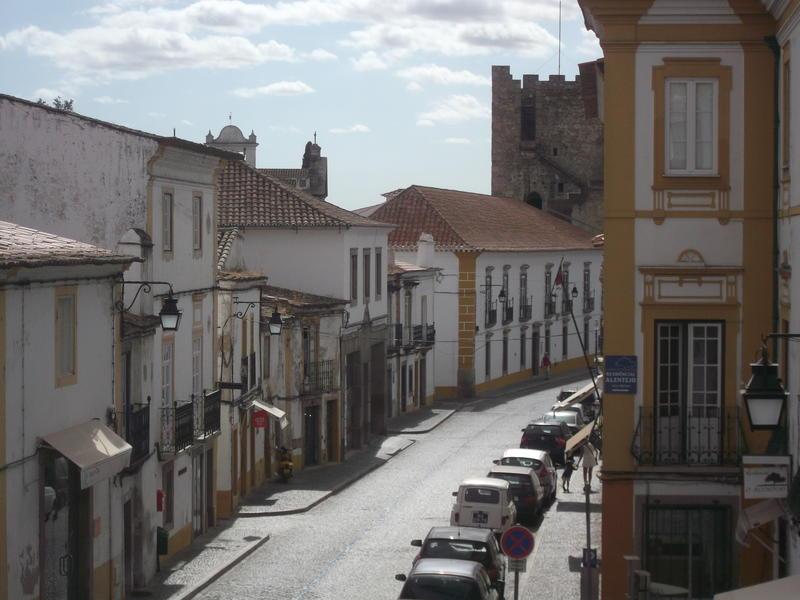 Old Evora