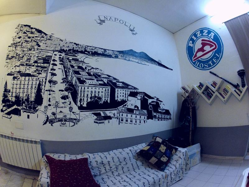 HOSTEL - Naples Pizza Hostel