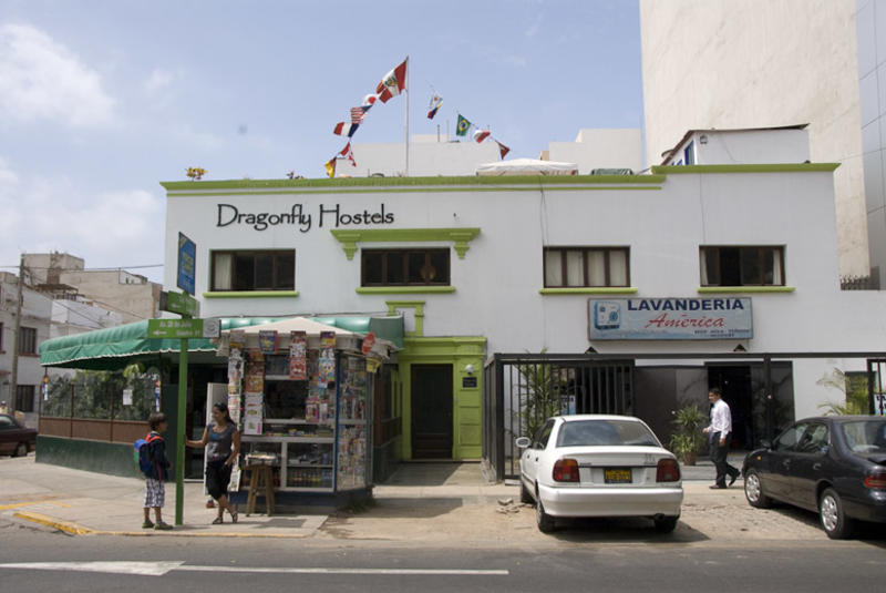 Dragonfly Hostels