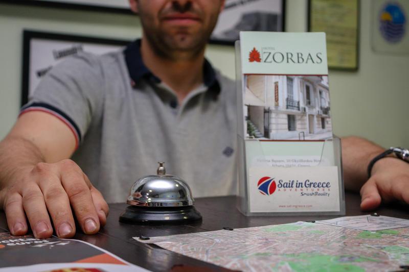 HOSTEL - Zorbas Hotel