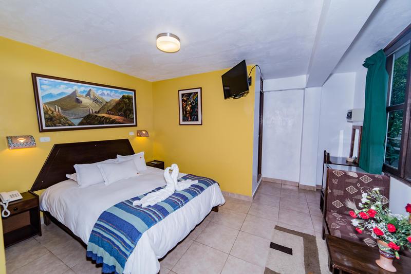 GUESTHOUSE - Terrazas del Inca