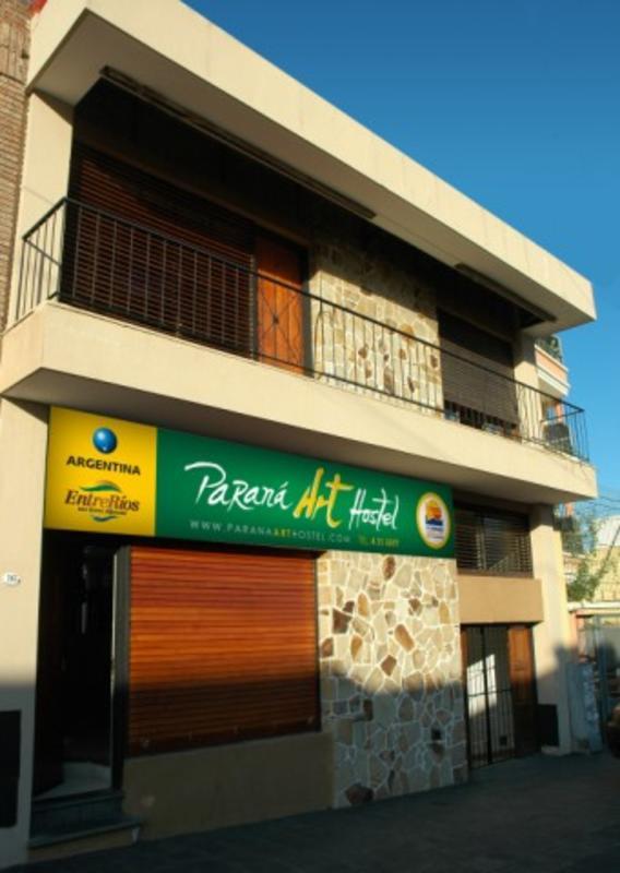 Parana Art Hostel