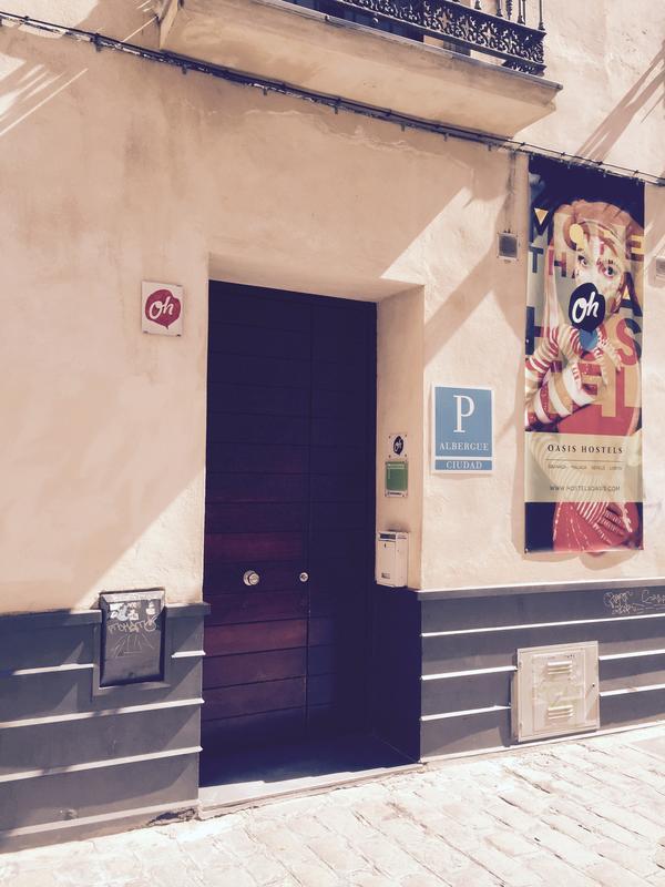 Oasis Backpackers' Hostel Sevilla