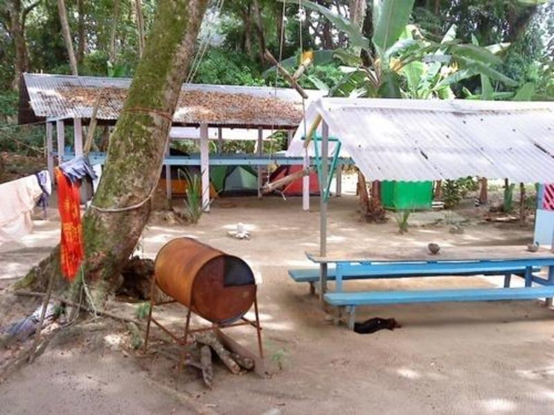 Crocodile Surf Camp and Beachfront Cabins