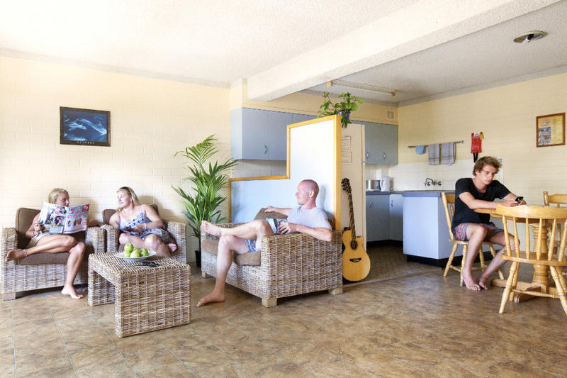 Backpackers Holiday Village