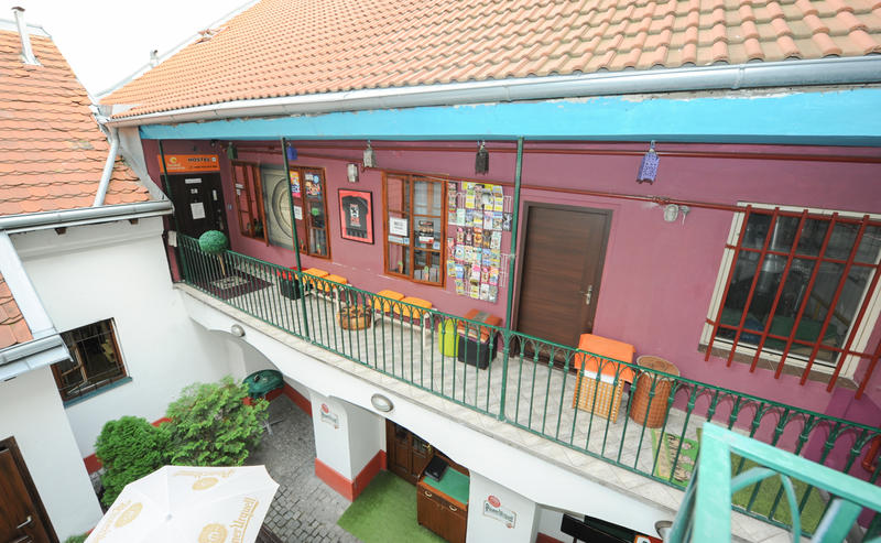 HOSTEL - Backpacker Hostel