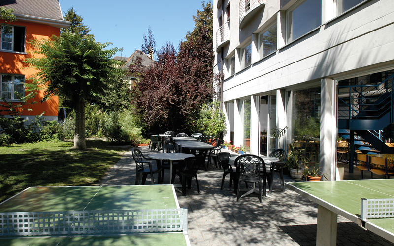 Youthhostel Sion