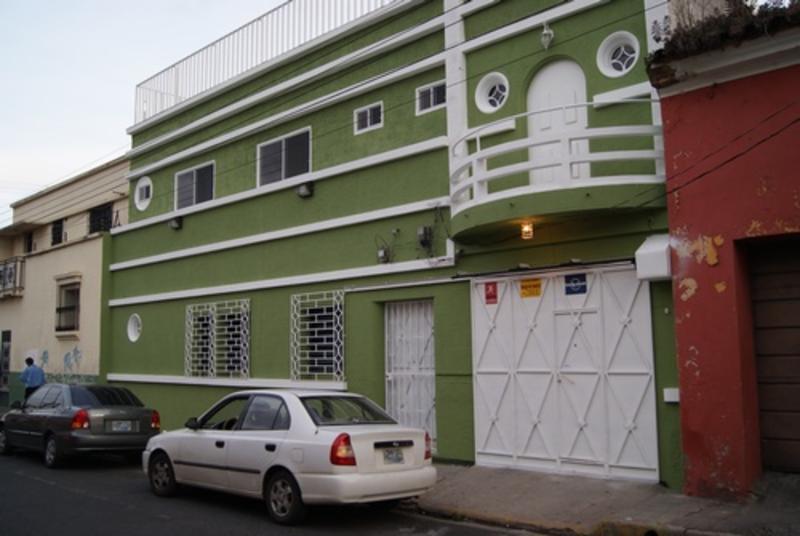Hostel Casa Verde Santa Ana