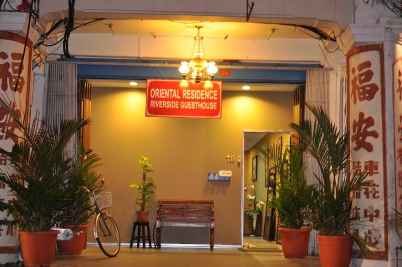 Oriental Riverside Residence