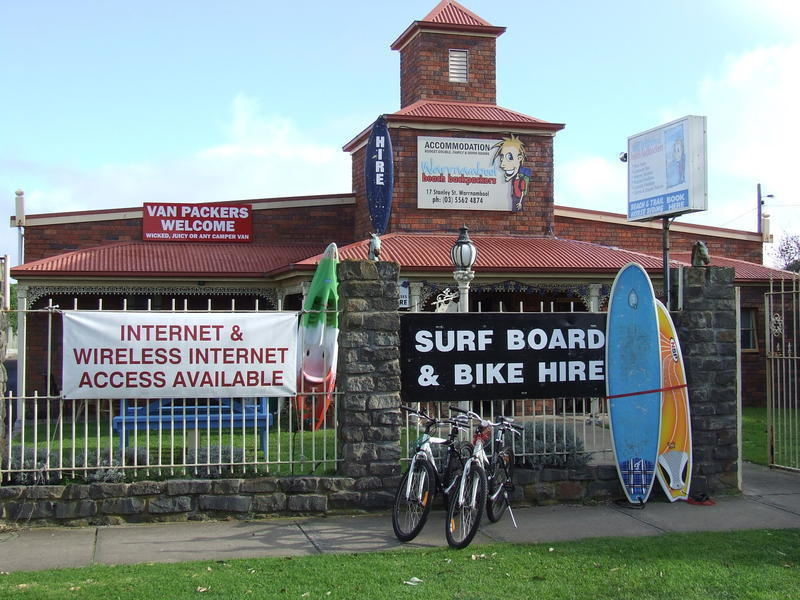 Warrnambool Beach Backpackers