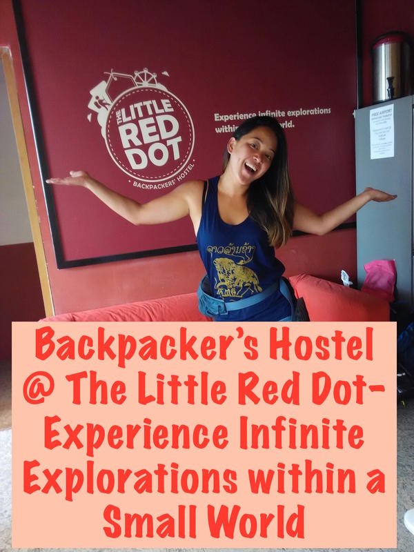 HOSTEL - @ The Little Red Dot