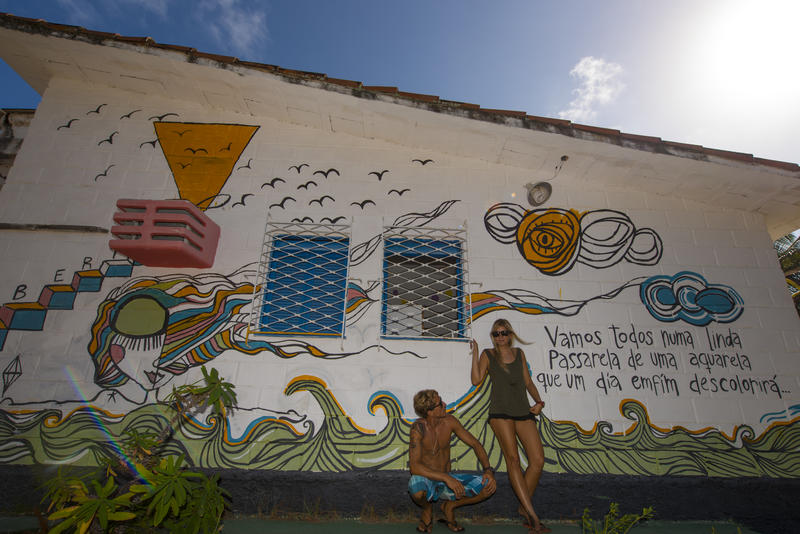 HOSTEL - Beach Life Porto de Galinhas