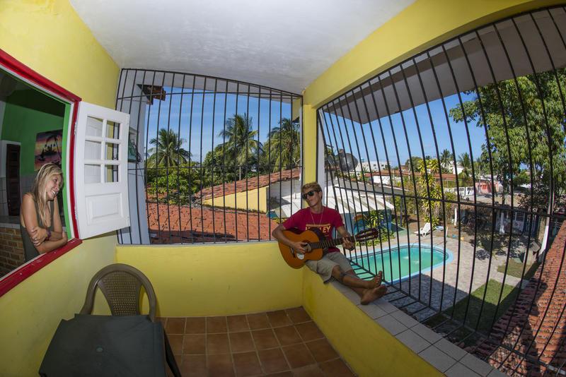 Beach Hostel La Rocca Brasil