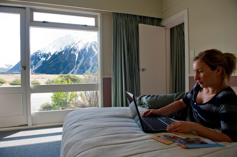 Mount Cook Backpacker Lodge