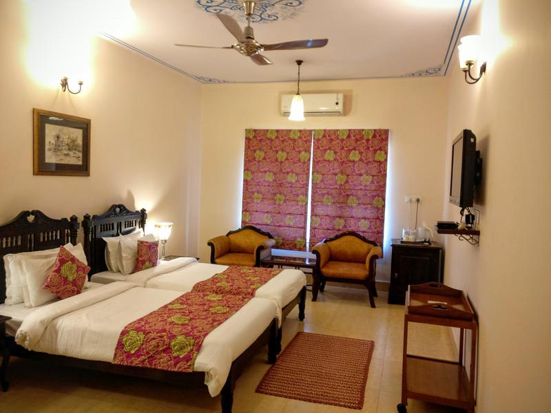 Suryaa Villa - City Centre