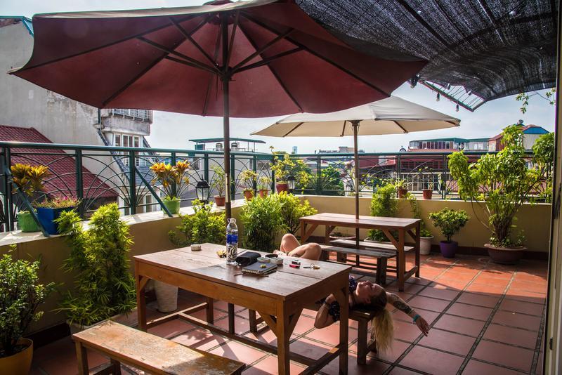 HOSTEL - Vietnam Backpacker Hostels - Downtown