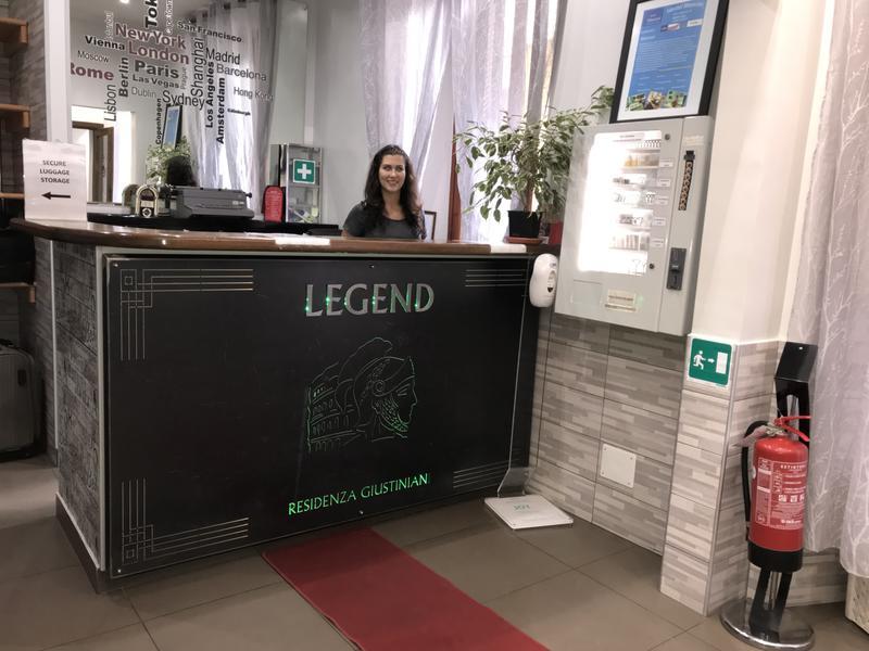 HOSTEL - Legend R.G