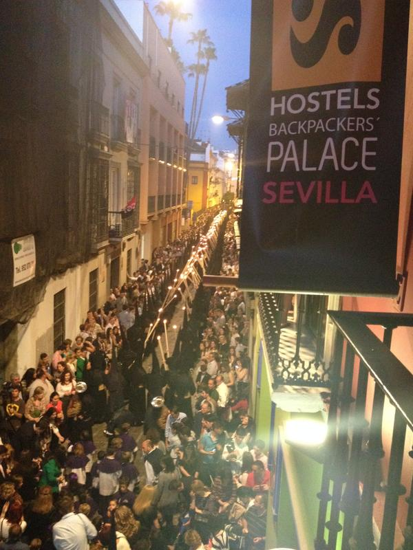 Oasis Backpackers' Palace Sevilla