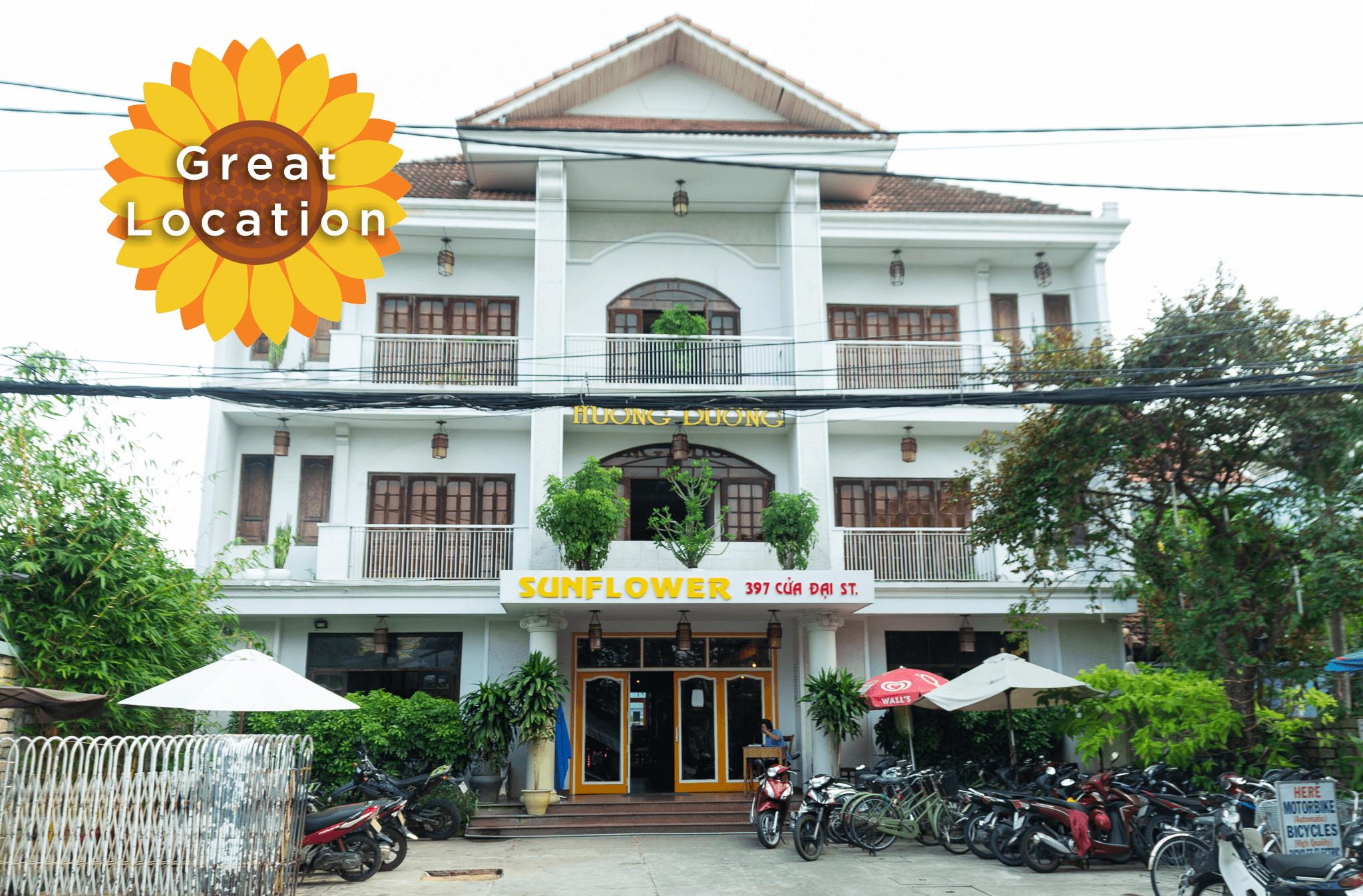 Sunflower Hostel Hoi An
