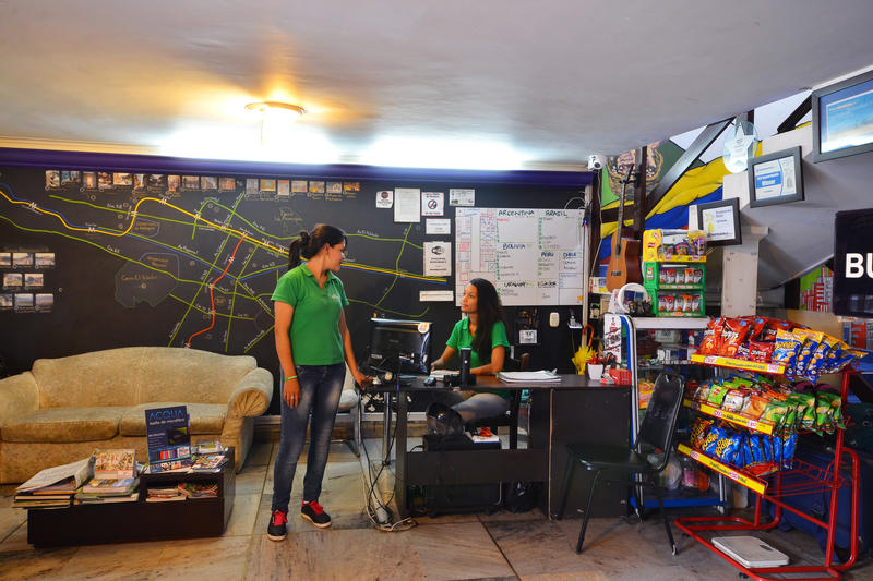 The Wandering Paisa Backpackers Hostel