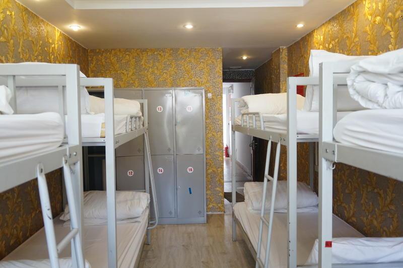 HOSTEL - Central Backpackers Hostel - Original