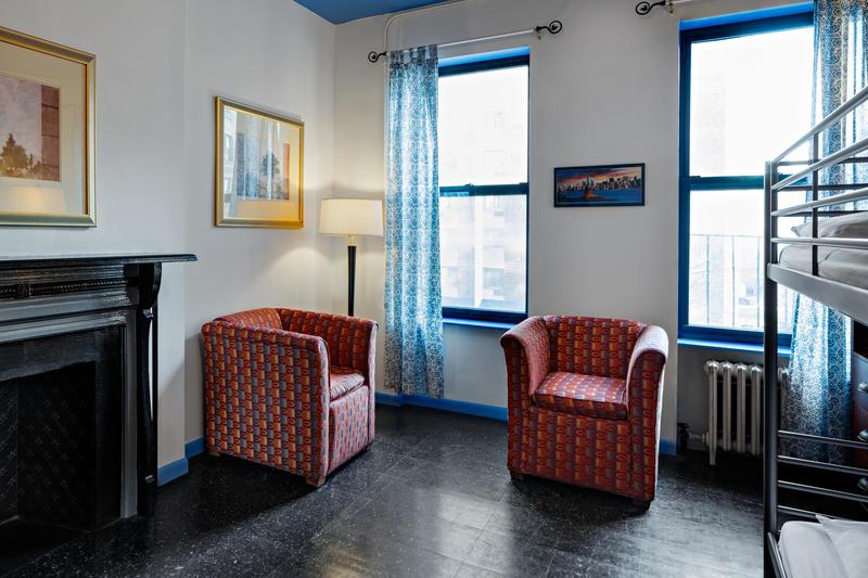 Central Park West Hostel