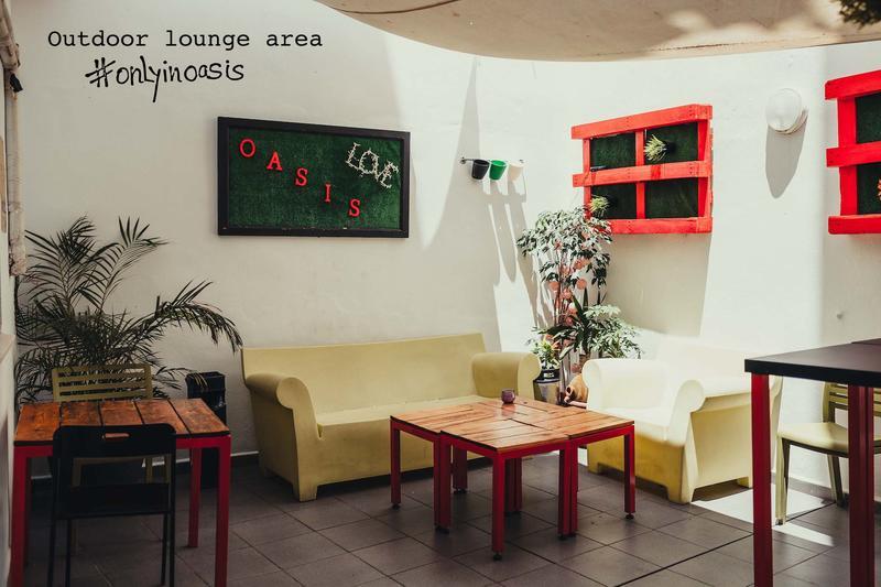 Oasis Backpackers' Hostel Malaga