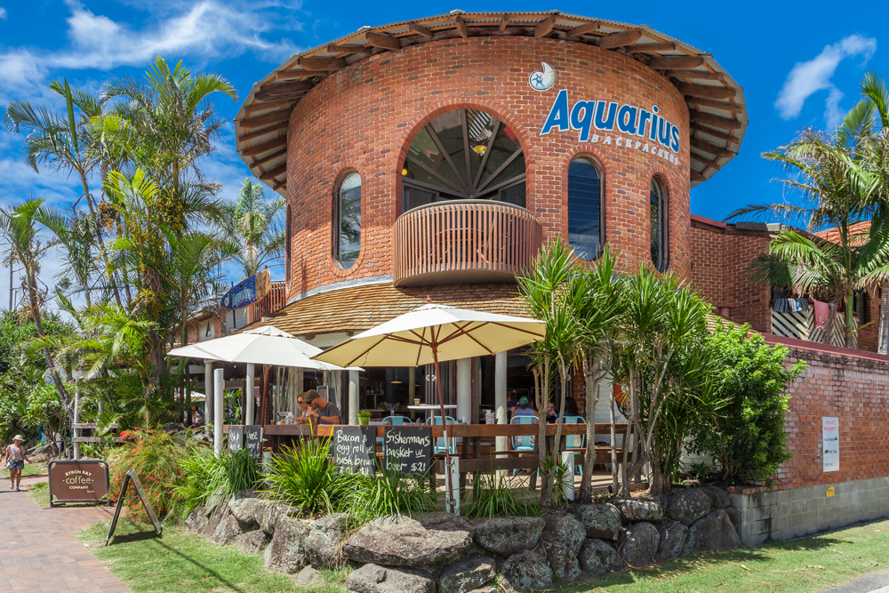 Aquarius Backpackers Byron Bay