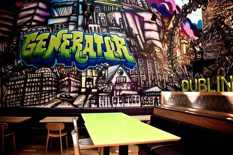 Generator Dublin