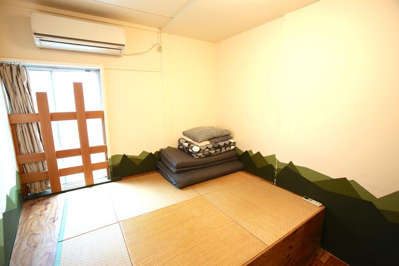 HOSTEL - YADOYA Guesthouse Green