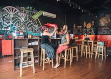 Rucksack Inn @Lavender Street (Green Kiwi)