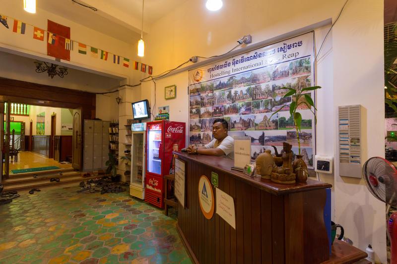 HOSTEL - HI Siem Reap