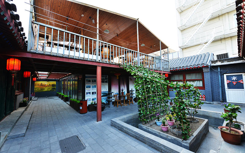 HOSTEL - Happy Dragon Courtyard