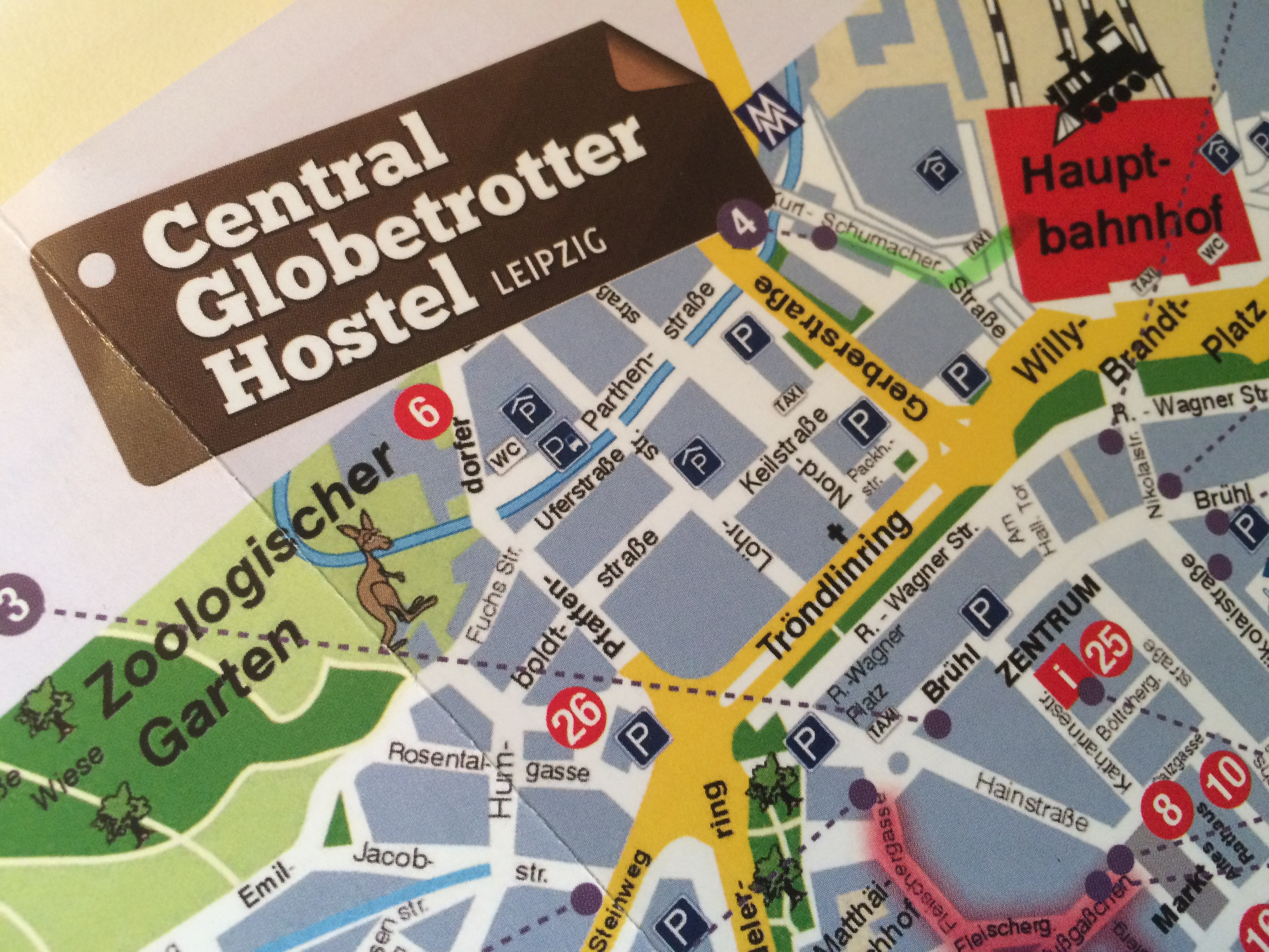 Central Globetrotter Hostel