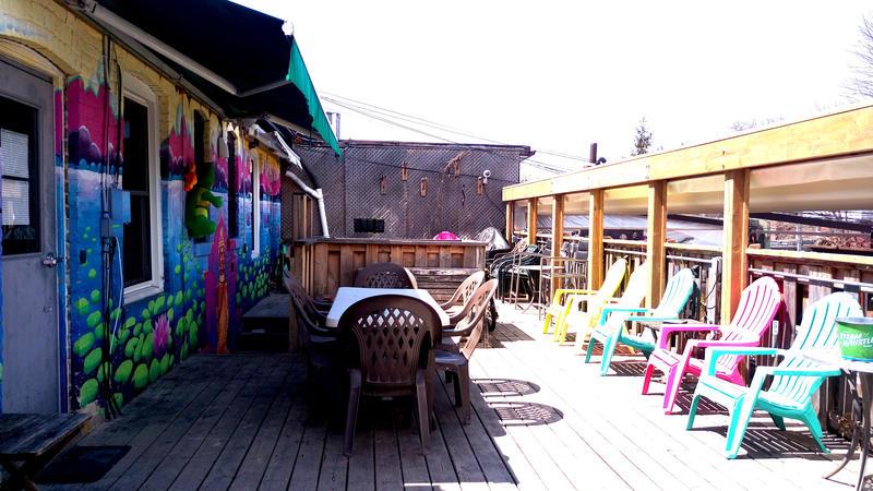 The Only Backpacker's Inn