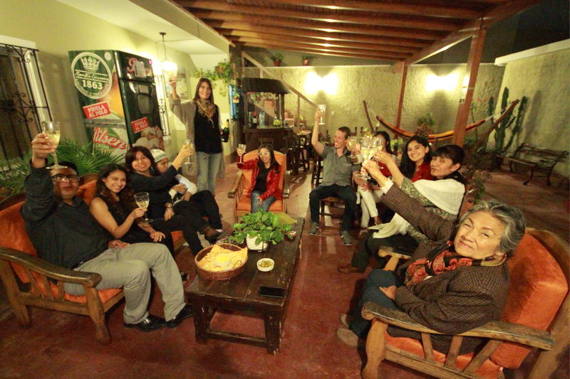 Eurobackpackers Hostel