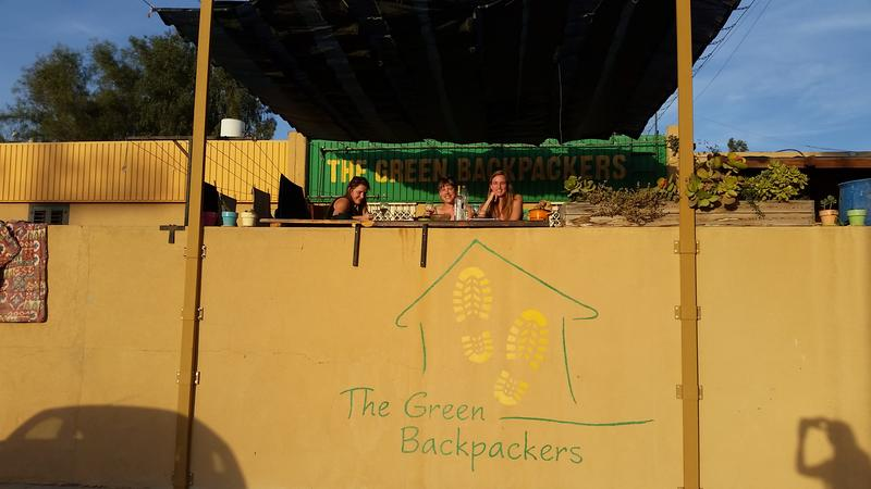 The Green Backpackers