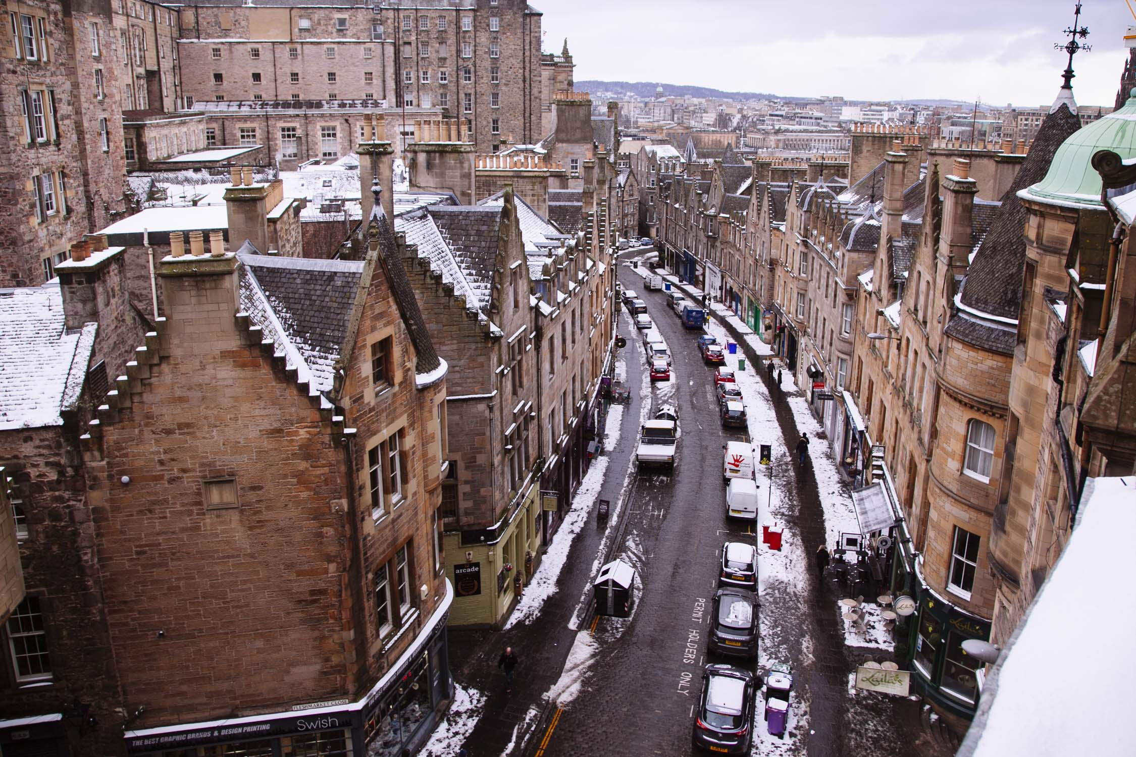 HOSTEL - Edinburgh Backpackers