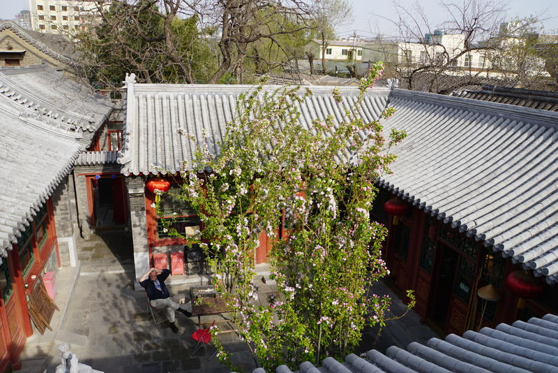 Beijing Fly by Knight Courtyard