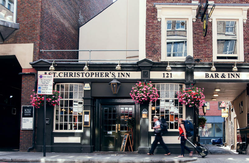 St Christopher's Inn - London Bridge