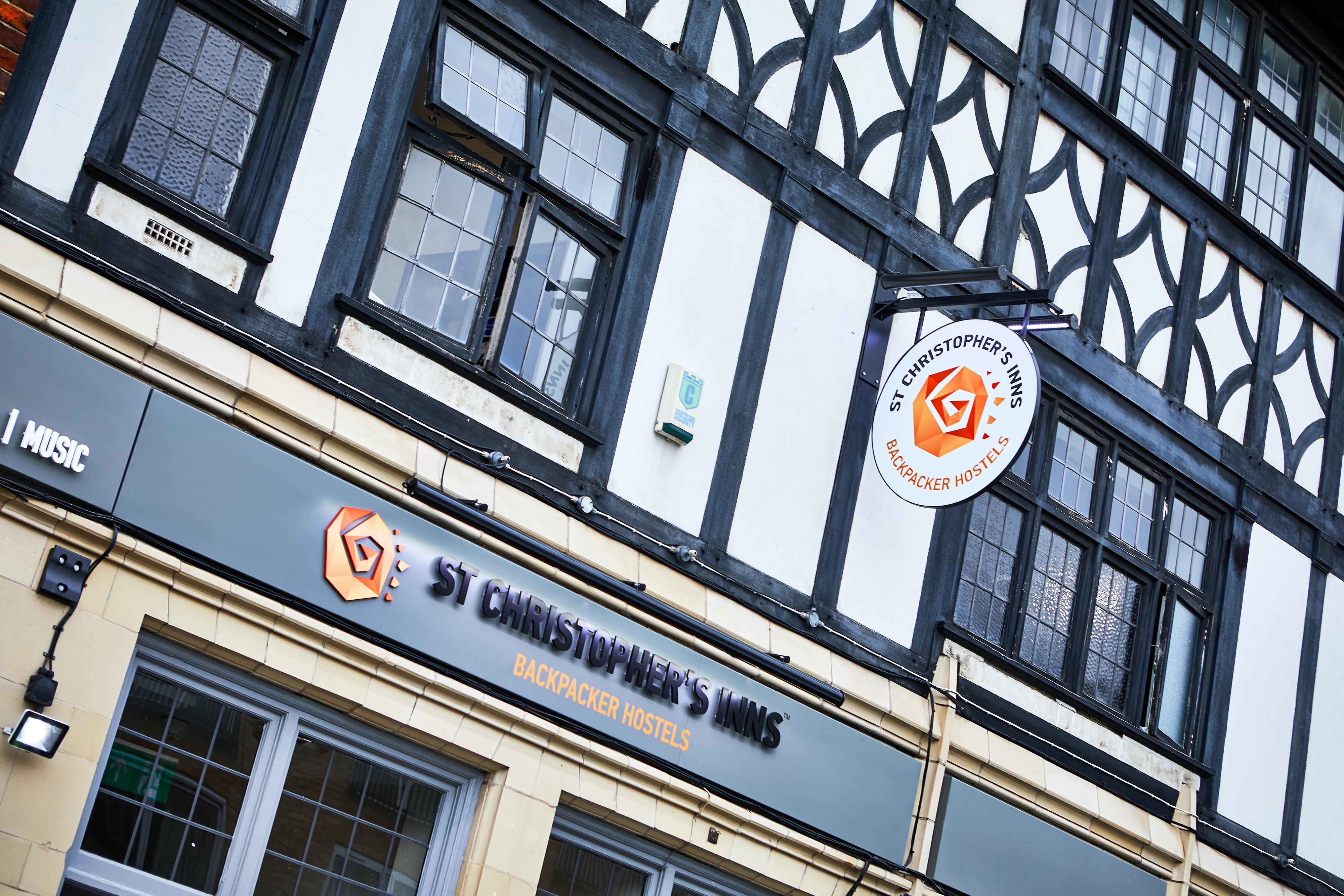 St Christopher's Camden