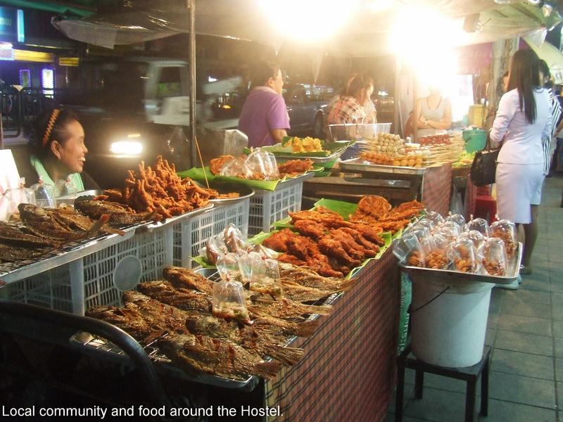 HOSTEL - Pridi Hostel Bangkok