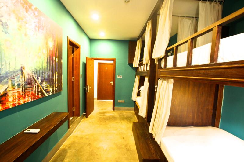 Guilin Central Wada Hostel