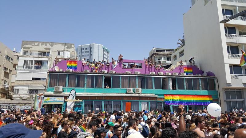 Tel Aviv Beachfront Hostel