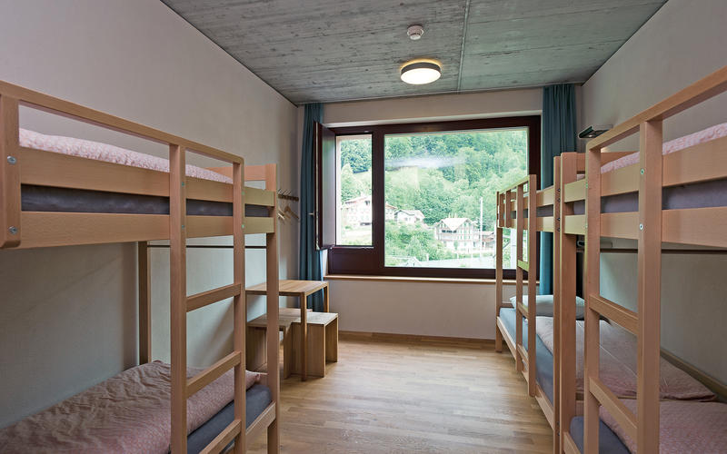 Youthhostel Interlaken